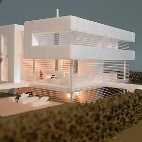 Wohnhaus recklinghausen deutschland architekturb ro for Architekturburo englisch