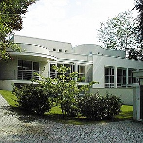 Eigentums villenkomplex recklinghausen deutschland for Architekturburo englisch