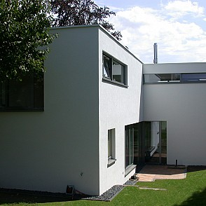 Renovation in Mülheim a.d.R. - Architekturbüro Dr. Klapheck