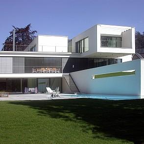 Villa dortmund deutschland architekturb ro dr klapheck - Architekturburo dortmund ...